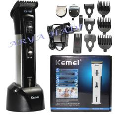 Alat Cukur Rambut Kemei KM-3006   Rechargeable Hair Clippers   3 Model  Pisau Cukur 638b254150