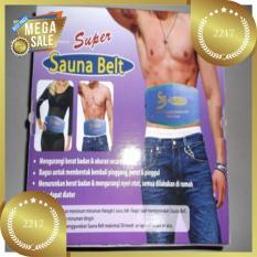 Alat Pelangsing Super Sauna belt