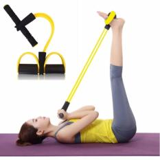 Alat Pelangsing Tubuh Magnetic Body Trimmer Dan Tummy Trimmer - Kuning