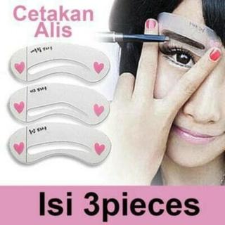 Alat Pencetak Pembentuk Alis MINI BROW CLASS thumbnail