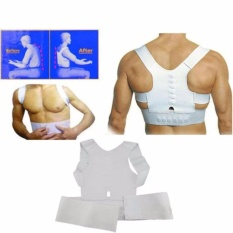 Ulasan Alat Terapi Anti Bungkuk Power Magnetic Posture Support Size M