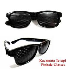 Kacamata Pinhole Terapi Kesehatan Mata Murah BerkualitasIDR65000. Rp 67.500 5c443c7190