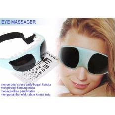 Spek Alat Terapi Pijat Mata Kacamata Terapi Pijat Mata Eye Massager Jawa Barat