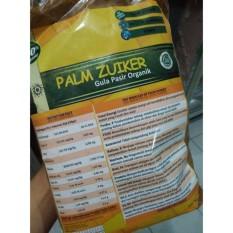 ALFATI_236 - Palmzuiker Gula Aren Pasir Organik Alami Tanpa Bahan Pengawet 1 kg -