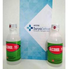 ALKOHOL 70% CITO 100 ml Antiseptik , Pembersih Luka