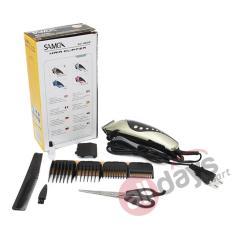 Beli Alldaysmart Hair Clipper Samca Sc 4604 1 Set Dengan 1 Pesawat Sisir Empat Sasak 3 6 9 12 Mm 1 Botol Minyak 1 Sikat Gunting Alldaysmart