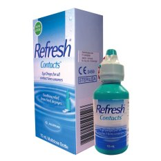 Toko Allergan Refresh Contact 15Ml Terlengkap