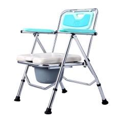 Paduan Aluminium Toilet Tua Kursi Bisa Mandi Toilet Kursi Toilet Kursi untuk Wanita Hamil untuk Orang Tua Senior, wanita Hamil, Cacat Pasien Dll. -Internasional