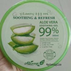 Jual Always21 Soothing Refresh Aloe Vera 99 Soothing Gel Online