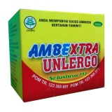 Harga Ambextra Unlergo Herbal Wasir Ambein Branded