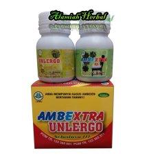 Ambextra Unlergo Obat Wasir & Ambean - 1 Kotak