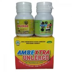 Ambextra Unlergo Obat Wasir - Paket Lengkap