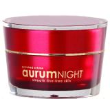 Kualitas Americ Aurum Night Krim Pelembab Wajah Dengan Butiran Emas Americ