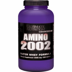 Jual Amino 2002 Original Edisi Ecer Ultimate Nutrition 50 Tabs Ultimate Nutrition Online