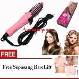 Spesifikasi Anekaimportdotcom Nova 2 In 1 Hair Beauty 9308 Catok Curly Nova 2In1 Hair Beauty Pink Lengkap