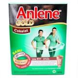 Spesifikasi Anlene Gold Coklat 600Gr Merk Anlene