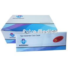 Jual Answer Alat Tes Kehamilan Hcg Test 1Box Branded Original