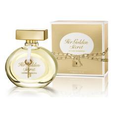 Spesifikasi Antonio Banderas Her Golden Secret Edt 80 Ml Yg Baik