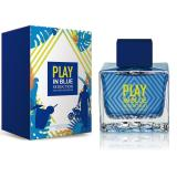 Jual Antonio Banderas Play In Blue Seduction Edt 100Ml Men Antonio Banderas Original