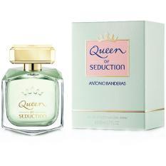 Harga Antonio Banderas Queen Of Seduction Edt 80Ml Women Dan Spesifikasinya