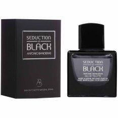 Dapatkan Segera Antonio Banderas Seduction In Black Edt 100Ml Men