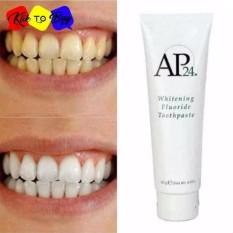 Harga Ap24 Whitening Toothpaste Pasta Odol Pemutih Gigi Mencerahkan Dan Memutihkan Gigi Bpom 1Pcs Paling Murah