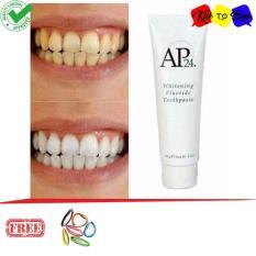 Harga Klik Ap24 Whitening Toothpaste Pasta Odol Pemutih Gigi Mencerahkan Dan Memutihkan Gigi Bpom 1Pcs Ikat Rambut Klik To Buy Satu Set