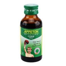 Appeton Lysine Syrup 60 Ml Jawa Barat
