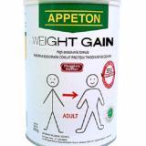 Spesifikasi Appeton Weight Gain *d*lt 450 Gram Appeton Terbaru