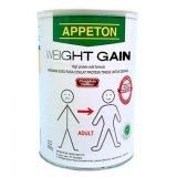 Beli Appeton Weight Gain *d*lt Coklat 450 Gr Appeton Online