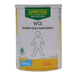 Spesifikasi Appeton Weight Gain *D*Lt Vanilla 900 Gr Murah