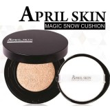 Toko April Skin Magic Snow Cushion Black 2 Dekat Sini
