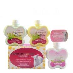 Arta Mandiri Simply Skin Paket Lulur Susu Domba / PSD Original BPOM