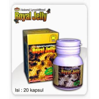 Madu Gurah Saga Plus 100% Natural 170grIDR45000. Rp 45.000. Source · Natural Royal