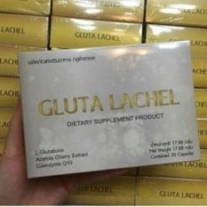 ASLI BERKUALITAS Gluta Lachel Dietary Impor Suplemen Pemutih Kulit