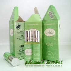 Assahabah Parfum lovely- minyak wangi kwalitas al Rehab - 3 Botol
