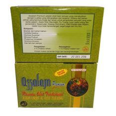Jual Assalam Premium Herbal Asam Urat Flu Tulang Assalam Di Jawa Barat