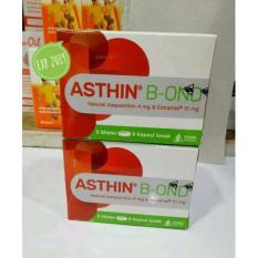 Review Tentang Asthin B Ond Isi 30 Soft Capsules Kemasan Baru Suplemen Antioksidan Kecantikan Kesehatan