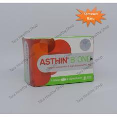 Beli Asthin Bond 30 Soft Capsules Antioksidan Super Berkualitas Pakai Kartu Kredit