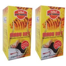 Toko At Thoifah Madu Diet Pelangsing Alami Paket 2 Botol Dekat Sini