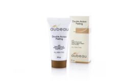 Aubeau Double Action Peeling - Cream Peeling Wajah 50gr