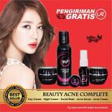 Toko Aura Beauty Acne Paket Cream Wajah Berjerawat Cepat Atasi Jerawat Tanpa Pengelupasan Aura Beauty