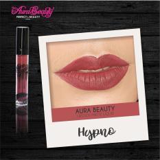 Aura Beauty Lipstik Warna hypno PROMO MURAH Lipmatte Dengan Hasil Yang Matte Tahan Lama Dan Waterproof