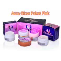 Harga Aura Glow Cream Paket Flek Best Seller Termurah