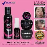 Spesifikasi Aurabeauty Paket Acne Complete Cream Perawatan Kulit Jerawat Parah Sekaligus Penghilang Flek Garansi Produk Original Dan Harganya
