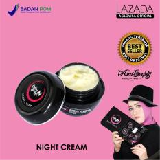 Review Aura Beauty Night Cream Perawatan Wajah Kulit Kusam Garansi Original Aura Beauty