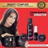 Ongkos Kirim Aurabeauty Paket Complete Serum Whitening Krim Flek Kering Kusam Di Di Yogyakarta