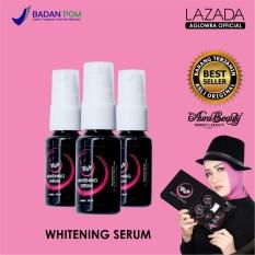Toko Aura Beauty Serum Whitening Cream Perawatan Wajah Pencerah Dan Penghilang Flek Noda Hitam Aman Bpom Garansi Original Termurah