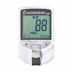 Autocheck 3in1 Alat Tes Kolesterol Cek Gula Darah dan Asam Urat