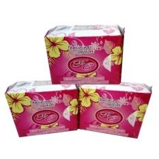 Toko Avail Bio Sanitary Pad Warna Merah Paket 3 Bungkus Dekat Sini